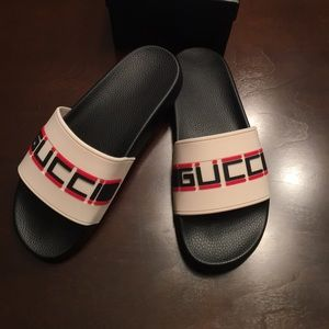 Other - Gucci slides/slippers size 8-9